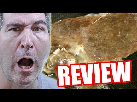 $1 Ribeye Steak REVIEW (Eating The Dollar Stores. EP #6)