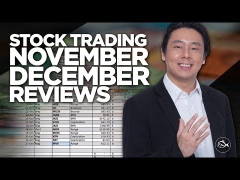 Stock Trading November & December Reviews