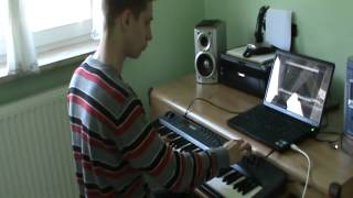 Alexander Popov - When The Sun (Piano Cover by look)