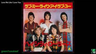 Watch Bay City Rollers Love Me Like I Love You video