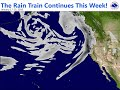 A Stormy Week for Northern California: January 17-24, 2016
