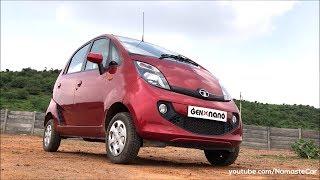 Tata Nano GenX Twist XTA 2018   Real-life review