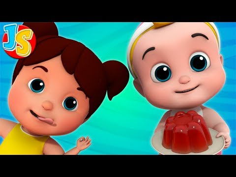 Jelly On A Plate | Nursery Rhymes | Baby Songs | Children Rhyme