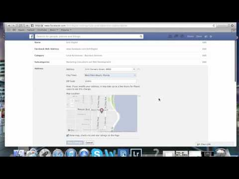 Remove Reviews and Ratings from your Facebook Page