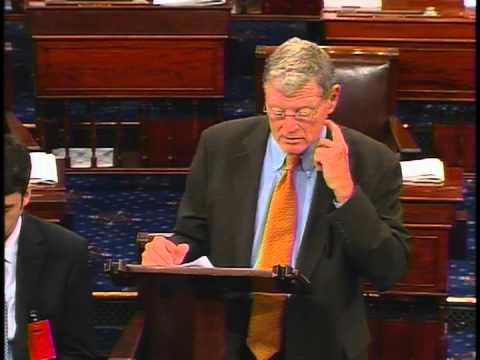 "Inhofe to Investigate EPA's ""Crucify Them"" Strategy"