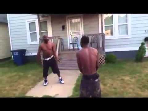 Crack Heads Fighting, Niggas