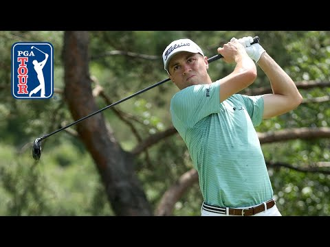 Justin Thomas shoots 6-under 66 | Round 2 | Workday Charity Open 2020