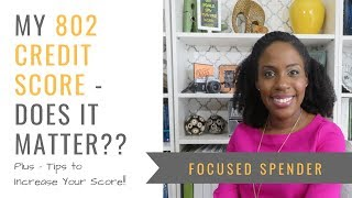 My Credit Score Finally Hit 800+ - 4 Tips to Increase Your Credit Score