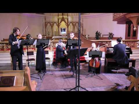 Бах Иоганн Себастьян - Сборник сонат для скрипки и фортепиано Том II