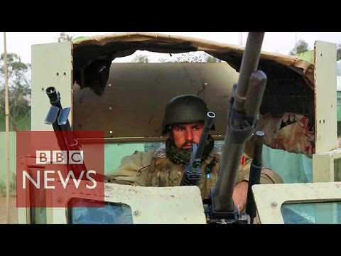 Iraq vs Islamic State: Fight for Anbar