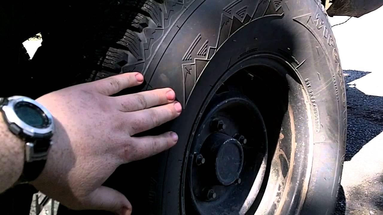 Firestone Winterforce Tires >> Firestone Winterforce Snow Tire Review - YouTube