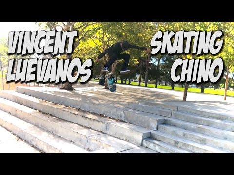 VINCENT LUEVANOS SKATING CHINO AND MUCH MORE !!! - NKA VIDS -