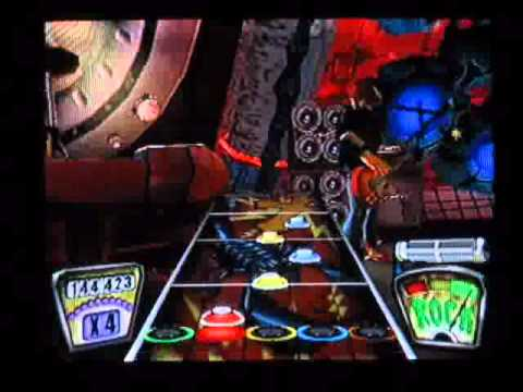 Red Hot Chili Peppers - All Around The World (Guitar Hero custom chart) Music Videos