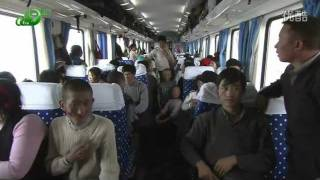 雲遊青藏鐵路 Qinghai-Tibet Railway - 6/8 HD高清