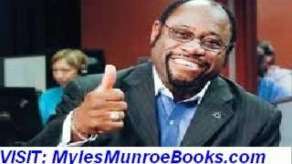 Myles Munroe Videos - Six Secrets to Success - Part 7