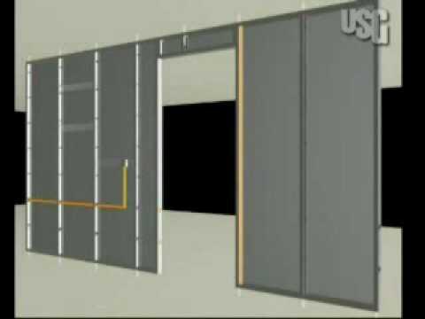 Puertas correderas interior tabique