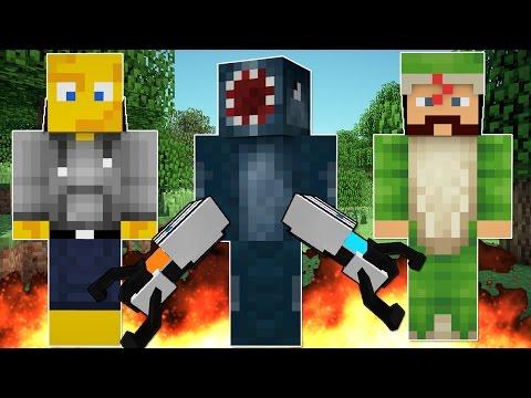Minecraft - Boss Battles - Battle Royale! [28] video