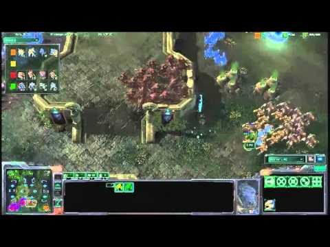 Bwana.TV Starcraft 2 Community Night Highlights