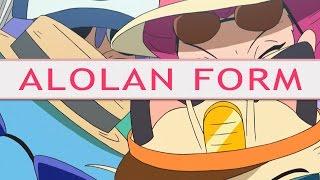 Pokemon - Sun and Moon - Team Rocket - Alola Form