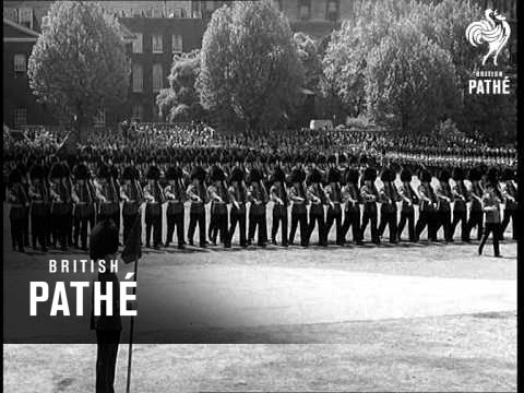 Trooping Of The Colour (1956)