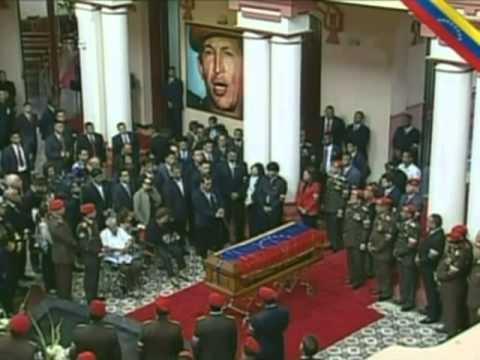 Palabras de Adán Chávez en sepelio del Comandante PRIMICIA Primero y Mejor