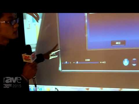 ISE 2015: SNOWHITE Projection Introduces Environmentally Friendly Projection Screen