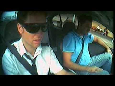 Blind Taxi Driver CHASER'S WOE