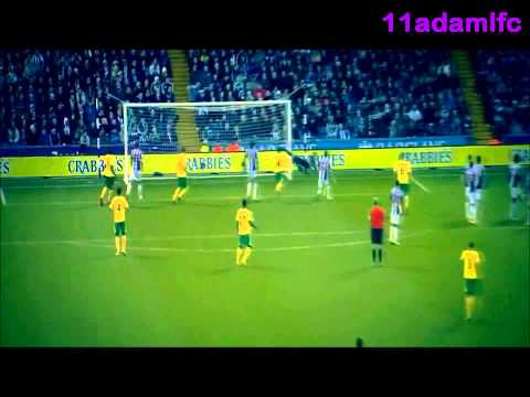 The Best Goals Of December 2012 (Barclays Premier League)