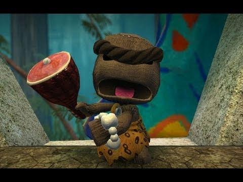 Sackboy's Prehistoric Moves Video Review