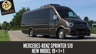 MB BUSPERFECT - Mercedes Benz Sprinter 519 MB.006 Overview