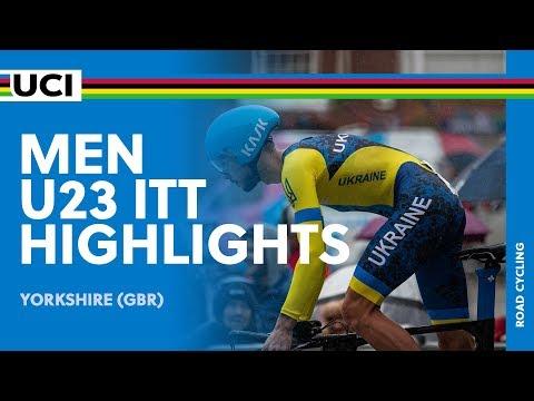 Men U23 ITT Highlights - 2019 UCI Road World Championships