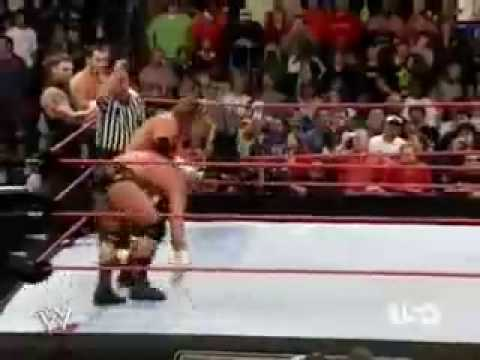 The Hardy boyz and DX vs Rated-RKO and MNM part 1