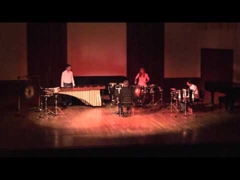 Heartbeats of American Royalty by Rita and David Durant for Percussion Trio