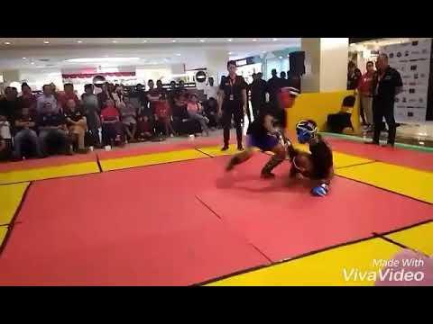 Audisi Onepride MMA Padang, Faldo Islami ( Plasa Andalas MMA Team )