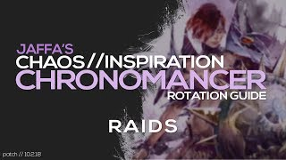 UPDATED: Chaos/Inspiration Mimic Rotation Guide [10/2 Patch]