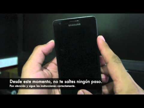 Instalar Android 4.1.1 Jelly Bean en Samsung Galaxy SII GT-i9100