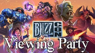 BlizzCon 2018 Opening Ceremony Reaction (WoW BFA Lost Honor Reaction - Overwatch Reunion Reaction)