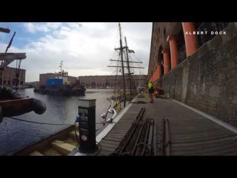 The Raising of Zebu - Albert Dock