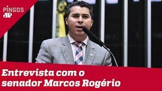 Não há possibilidade de retrocesso da Lava Jato, diz senador Marcos Rogério