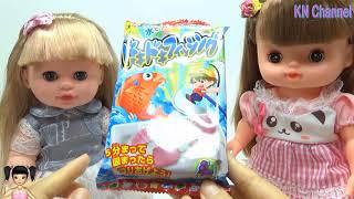 ChiChi ToysReview TV - Trò Chơi làm kẹo dẻo hình con cá