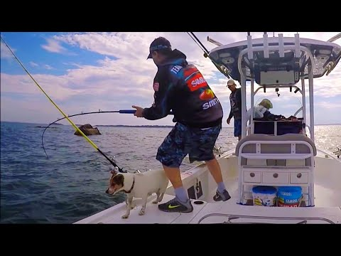 How to catch Stripers on NEW water! Simple steps to find Striped Bass.