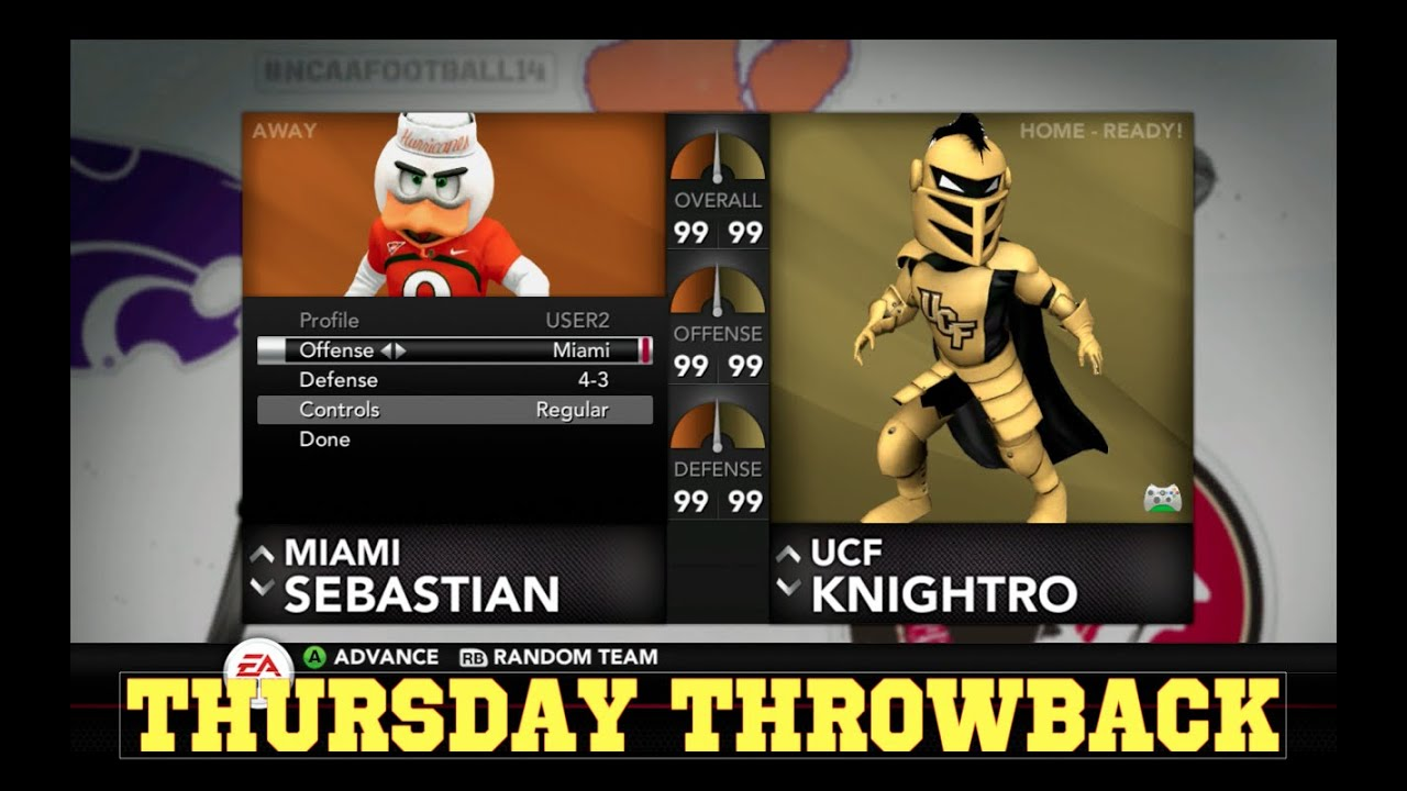 ncaa football thursday games on saturday