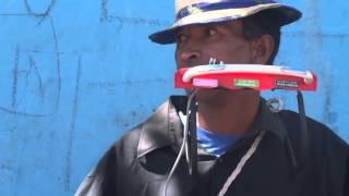 Человек-оркестр в Антананариву