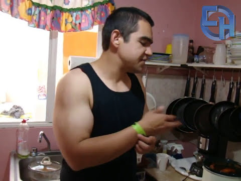 Comida para fisicoculturistas: POLLO BBQ - Huber - CH Fitness Mexico