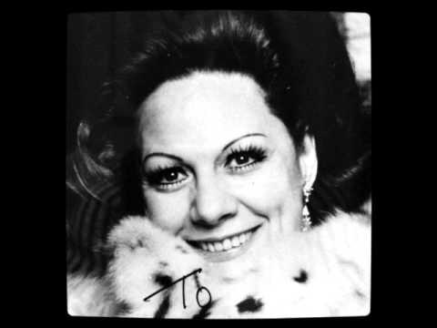 Renata Tebaldi. Stornello. G. Verdi.