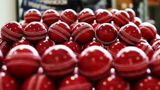 How to Make Cricket Ball and Bat Inside the Factory