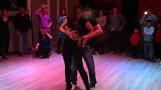 Prince Royce -  Rechazame (bachata routine)