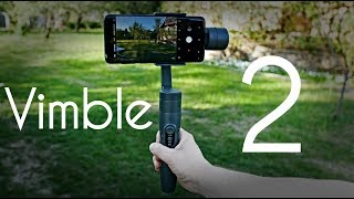 Feiyu Vimble 2 Review - The Best Budget Smartphone Camera Gimbal 2018!