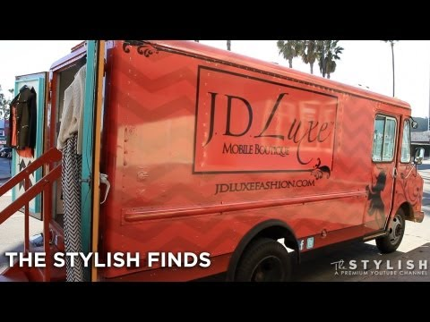 FASHION ON WHEELS: JDLUXEFASHION TRUCK