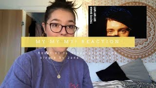 "Download Lagu REACTING TO ""MY MY MY!"" BY TROYE SIVAN Gratis STAFABAND"